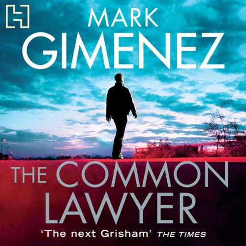 The Common Lawyer audiobook cover art