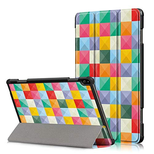 Mincol-us case for Lenovo Tab P10(TB-X705F), Smart Sleep Function, Adjustable Angle, Side flip, Super Magnetic, Suitable for Lenovo Tab P10(TB-X705F).-Magic Cube