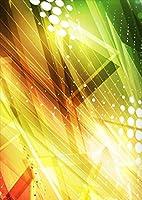 igsticker ポスター ウォールステッカー シール式ステッカー 飾り 841×1189㎜ A0 写真 フォト 壁 インテリア おしゃれ 剥がせる wall sticker poster 002154 クール 模様 カラフル