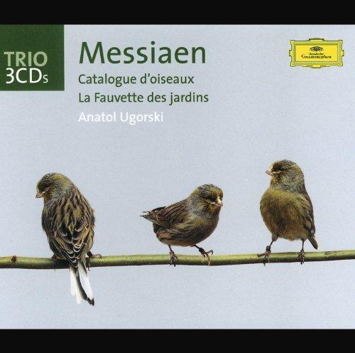 Messiaen: Catalogue doiseaux; La Fauvette des jardins
