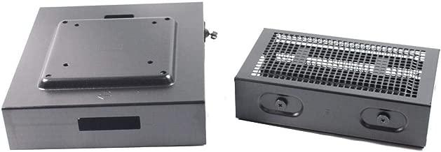 Optiplex 3020 9020 Micro Dual VESA Mounting Kit w/Adapter Box Bracket 2CPFW NMGDM 4WK72 1C3XR CN-01C3XR 482-BBBQ 29RMM by EbidDealz
