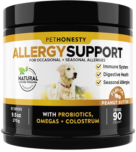 Top 10 best selling list for supplement for dog licking feet