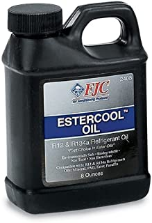 FJC 2408 Estercool Oil - 8 oz bottle