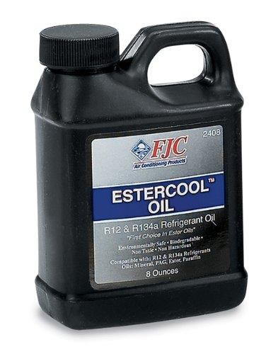 FJC 2408 Estercool Oil - 8 oz bottle