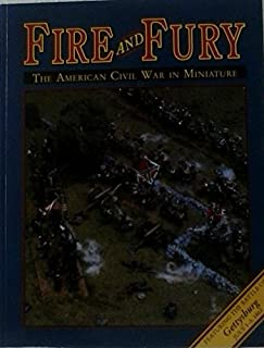 Fire and Fury : The American Civil War in Miniature