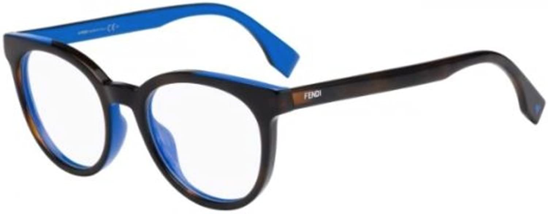 Fendi  COLOR FLASH FF 0159, Geometric, optyl, women, HAVANA blueE(TLG), 50 19 140