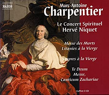 CHARPENTIER 3 CD Box (France only)