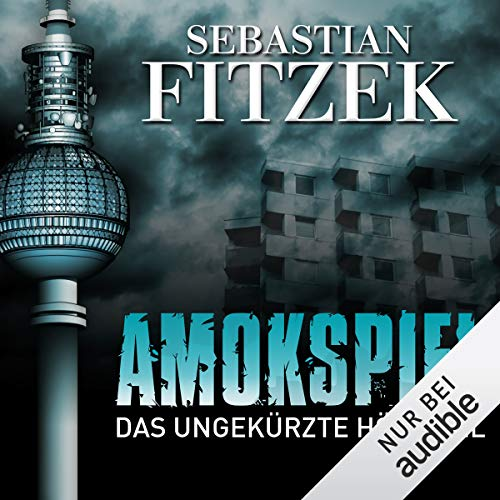 Amokspiel audiobook cover art
