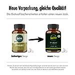 Capsules de brahmi Bio - 150 capsules véganes - 500mg par capsule - Bacopa Monnieri - Hysope d?eau - Végan - Garanti sans additifs - Conditionné et contrôlé en Allemagne (DE-ÖKO-005) #3