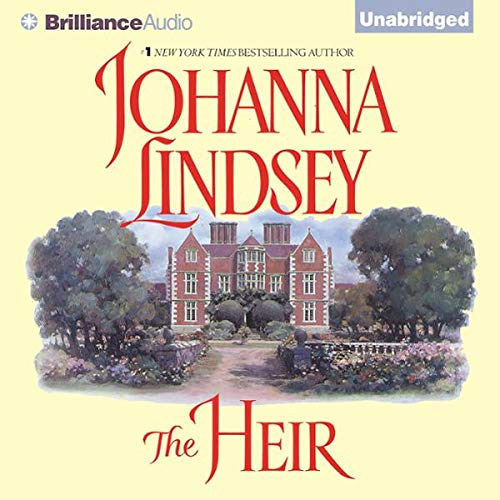 The Heir audiobook cover art