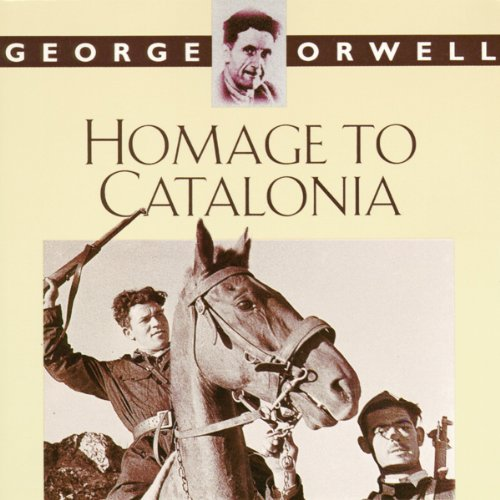 Page de couverture de Homage to Catalonia