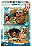 Educa- Vaiana Disney 2 Puzzles infantiles de 48 piezas, a partir de 4...