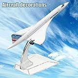 Lalaoo Flugzeug-Modell-Spielzeug, Flugzeug-Dekoration, Flugzeug-Waage, Schreibtisch-Spielzeug...