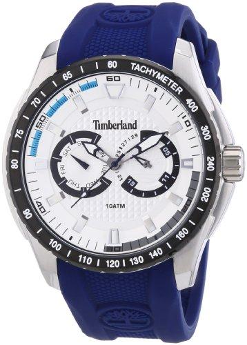 Timberland TBL.13854JSTB/04 - Orologio da polso uomo, plastica, colore: blu