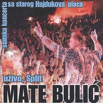 Album U Živo, Split
