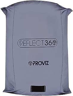 Proviz Reflect 360 Rucksack Cover, Fully Reflective, 35-Liter