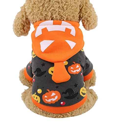 PET SPPTIES Disfraz de Halloween para Perros Gato Mascotas Traje...
