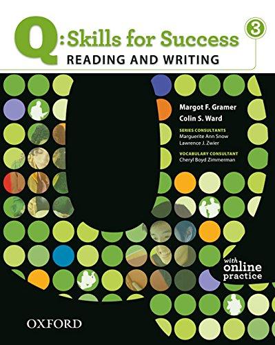 Q: Skills for Success- Reading & Writing 3