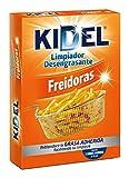 KIDEL Desengrasante para Freidoras, Caja 3 sobres de 50 gr
