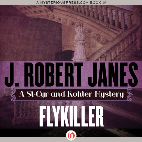 Flykiller                   By:                                                                                                                                 J. Robert Janes                               Narrated by:                                                                                                                                 Jean Brassard                      Length: 16 hrs and 6 mins     5 ratings     Overall 4.0