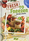 Fresh To Freezer