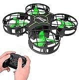 Dwi Dowellin Mini Drone for Kids Crash Proof One Key Take...