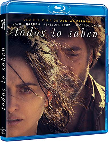 Todos Lo Saben (+ BD) [Blu-ray]