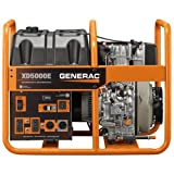 Generac 6864, 5000 Running Watts/5500 Starting Watts, Diesel Powered Portable Generator