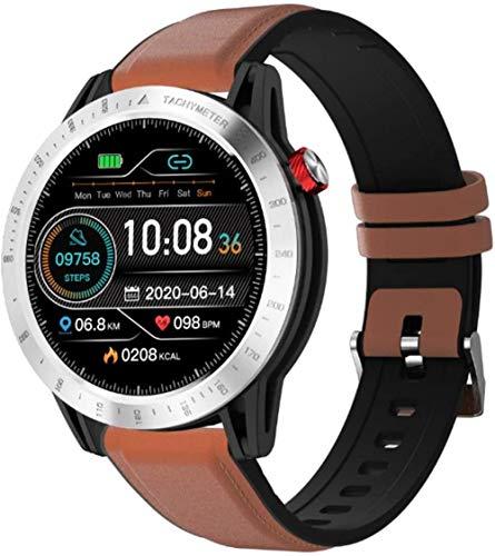 Reloj Inteligente Deportivo Impermeable Fitness Tracker Monitor de Sueño Seguimiento de Actividad de Salud Smartwatch Bandas Reloj de Pulsera Smartwatch para IOS Android C-C