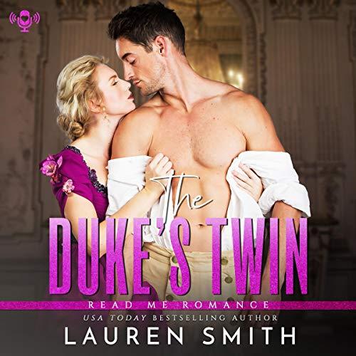 The Duke's Twin audiobook cover art