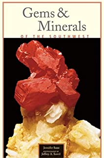 Gems and Minerals of the Southwest (Wild West Series)