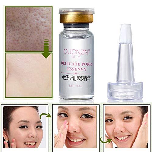 samLIKE schneckengel,Schrumpfen Sie Poren Kollagen starkes Antifalten Hyaluronsäure Serum neu (klar)