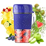 Portable Blender, USB Rechargeable Personal Size Blender for Shakes and Smoothies, Juicer Cup...