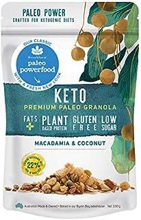 Brookfarm Keto Paleo Granola, 330 g
