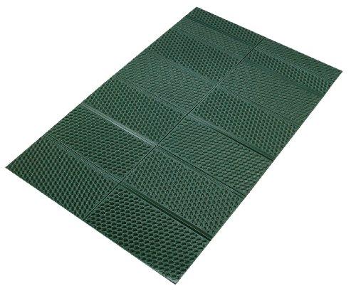 Captain Stag Camp Mat for 2 Adults Leisure Sheet EVA Foam Mat Double includes Storage Bag 4.59 x 7.12 ft (140 x 217 cm) UB - 3001