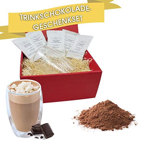C&T Kleines Trinkschokolade Geschenkset