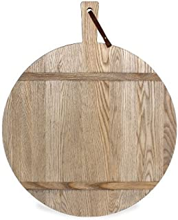 J.K. Adams 1761 Collection Ash Cutting/Serving Board, Round, Large