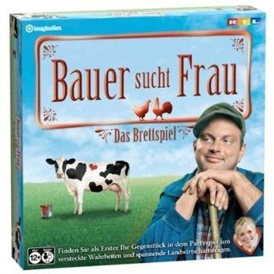 Disky 5005161 - Bauer sucht Frau - Das Brettspiel