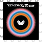 Butterfly Tenergy 05 Hard Table Tennis Rubber Table Tennis Rubber | 1.9 mm or 2.1 mm | Red or Black...