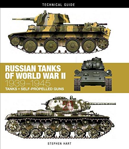 Russian Tanks of World War II 1939–1945 (Technical Guides)