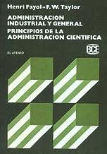 Administracion Industrial y General (Spanish Edition)
