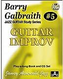 Barry Galbraith # 5 - Guitar Improv (Book & CD Set)