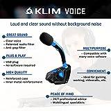 Immagine 1 klim voice microfono desktop usb