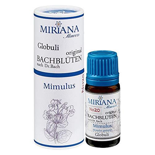 MirianaFlowers Mimulus 10g Bachblüten Globuli