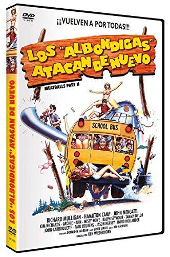 Los Albondigas atacan de nuevo [DVD] [DVD]