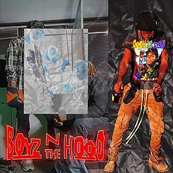 Boyz inda Hood (feat. Xclvsif)