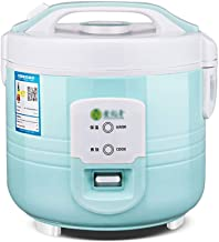 Rice Cooker-stoom, non-stick rijstkoker voor het huishouden, inclusief koken en automatische warmteconservering, (2-6L) vo...