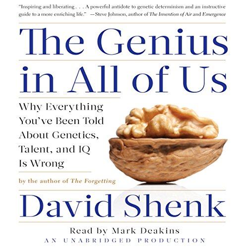 The Genius in All of Us audiobook cover art