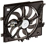 TYC 622770 Compatible with NISSAN Versa Replacement Cooling Fan Assembly...