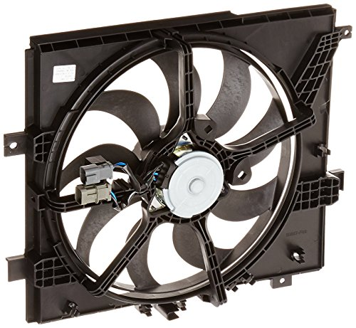 Tyc 622770 Compatible With Nissan Versa Replacement Cooling Fan Assembly Buy Online In Aruba Tyc Products In